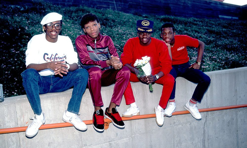 New Edition photo by Paul Natkin and WireImage