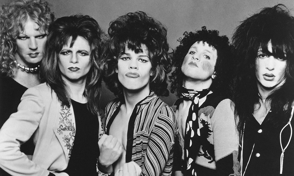New York Dolls photo by Michael Ochs Archives and Getty Images