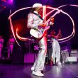 Nile Rodgers Launches 'The DiscOasis' Roller-Disco Experience In Los Angeles