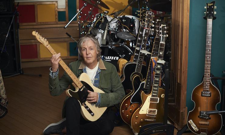 Paul McCartney 2020 credit Mary McCartney
