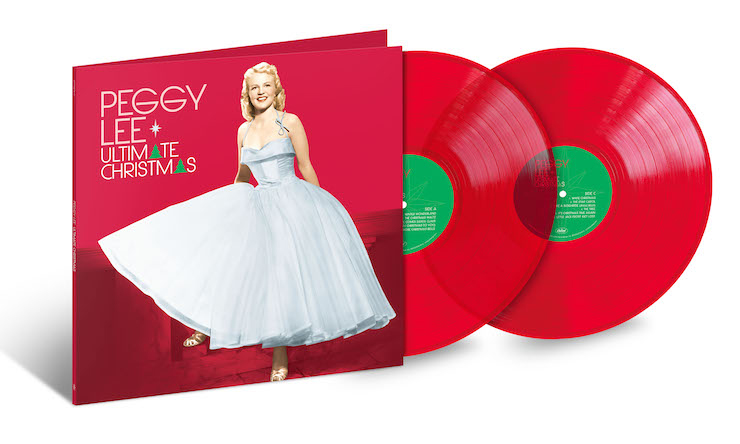 Peggy-Lee-Ultimate-Christmas-Vinyl