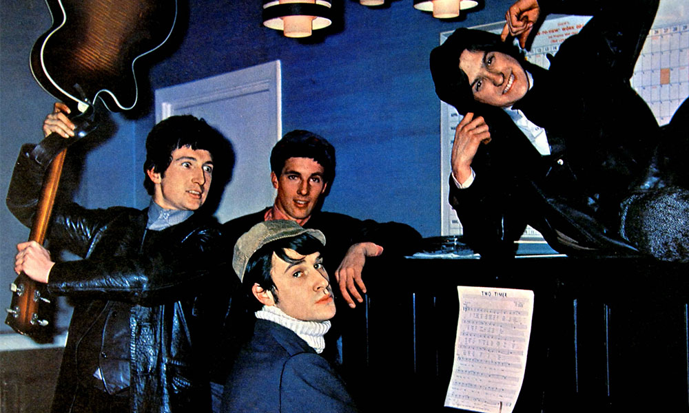 The Kinks photo by GAB Archive and Redferns