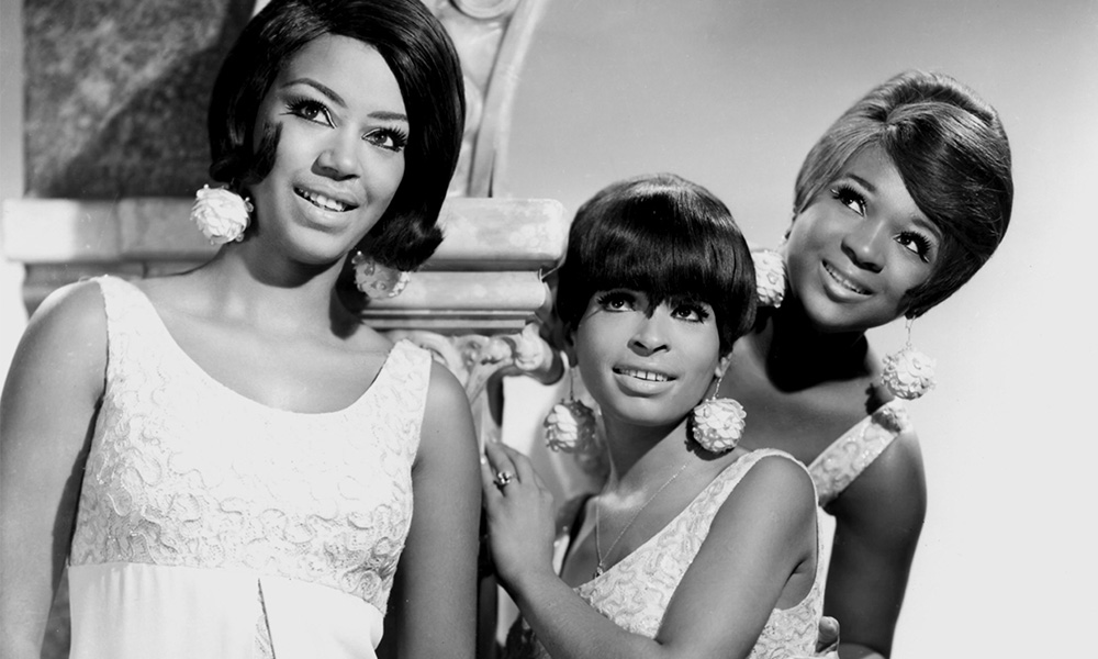 The Marvelettes photo by James Kriegsmann and Michael Ochs Archives and Getty Images