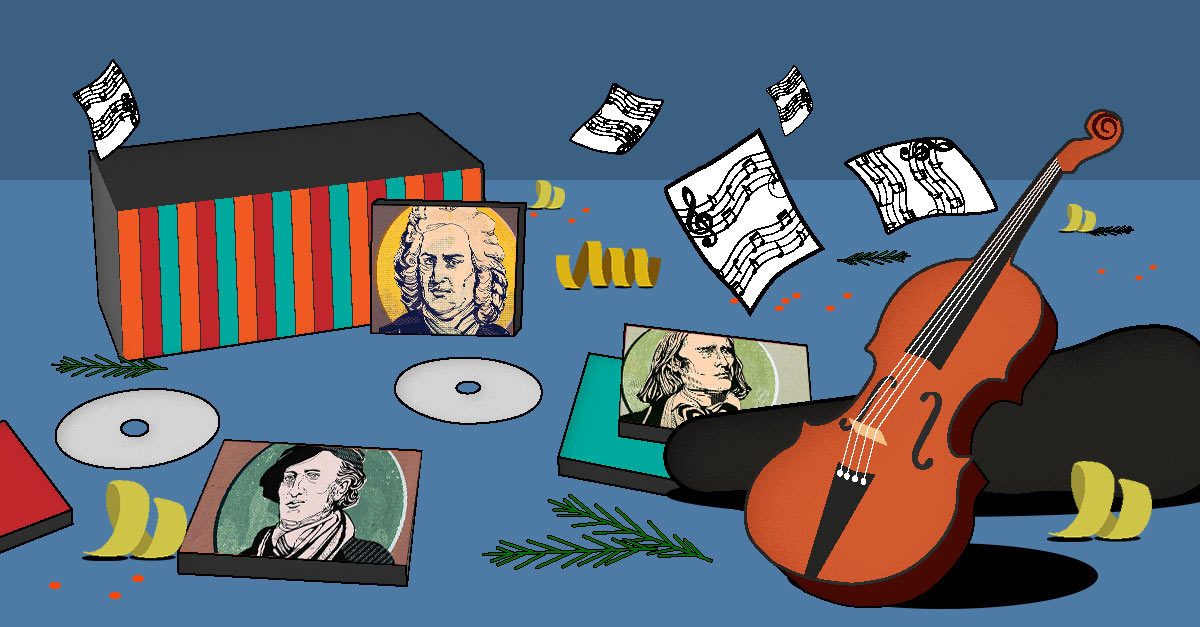 The Best Classical Music Gifts This Christmas | uDiscover