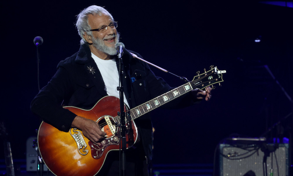 Yusuf Cat Stevens GettyImages 1210533776