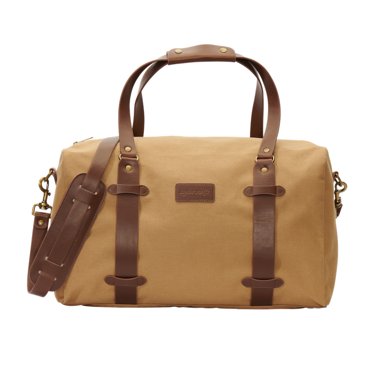 leaving-out-the-sidedoor-duffle-bag