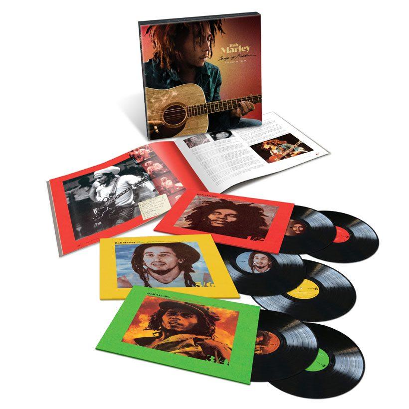Bob-Marley-Songs-Of-Freedom-Island-Years