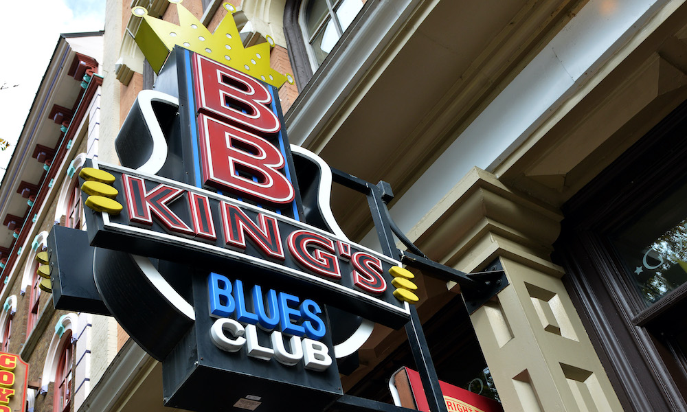 BB Kings Nashville GettyImages 186979624
