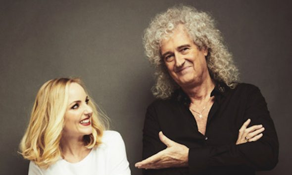 Brian May Kerry Ellis