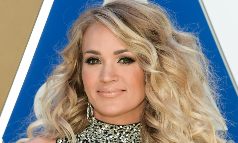 Carrie Underwood GettyImages 1285189821