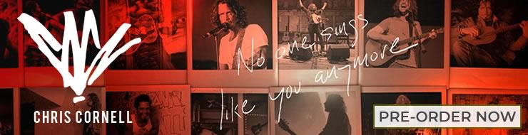 Chris Cornell - No One Sings Like You Anymore