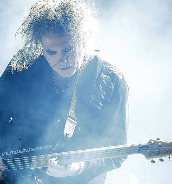 Robert Smith - credit Mark Metcalfe