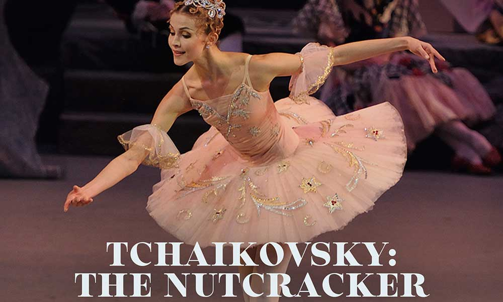 DG Stage - The Nutcracker photo of ballerina
