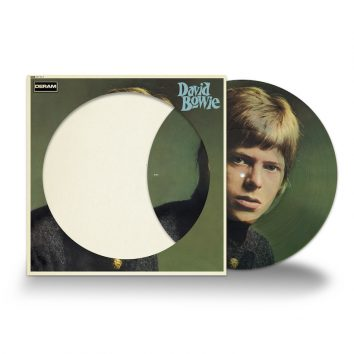 David Bowie Deram album picture disc
