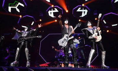 Kiss - credit: Kevin Winter