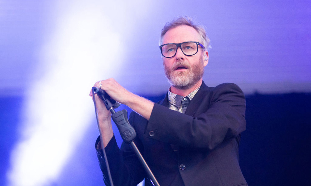 Watch Matt Berninger Cover The Velvet Underground On Jimmy Fallon