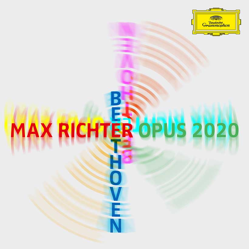 Max Richter Beethoven Opus. 2020 cover