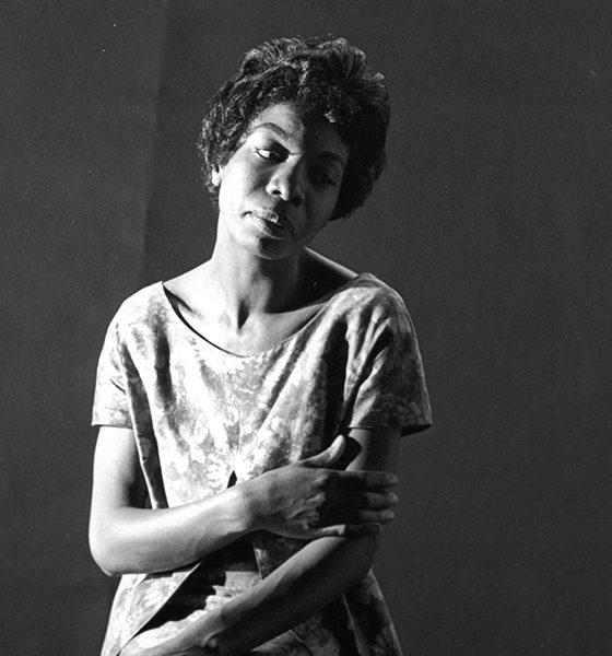 Nina Simone, singer of Strange Fruit