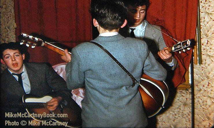 Paul George John Mike McCartney book