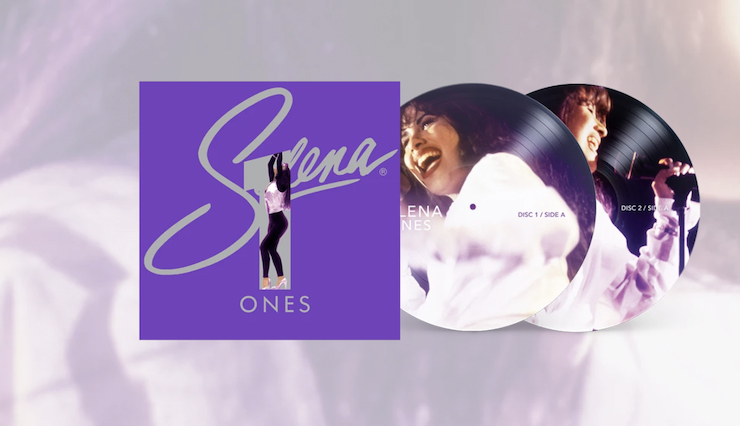 Selena-Ones-Picture-Disc