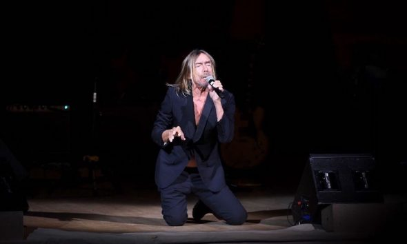 Iggy Pop - credit: Ilya S. Savenok