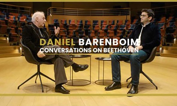 Daniel Barenboim Conversations On Beethoven image