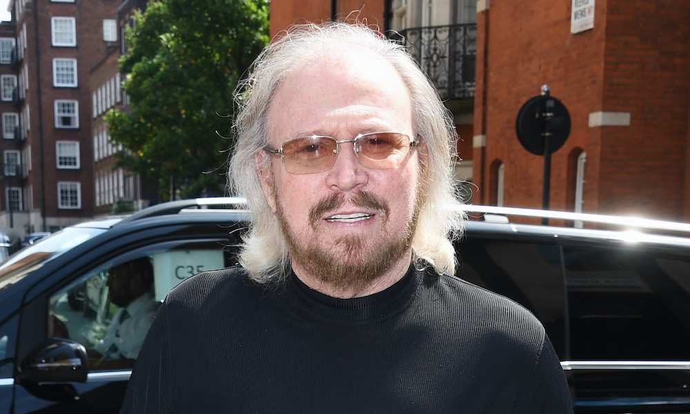 Barry Gibb GettyImages 992676428