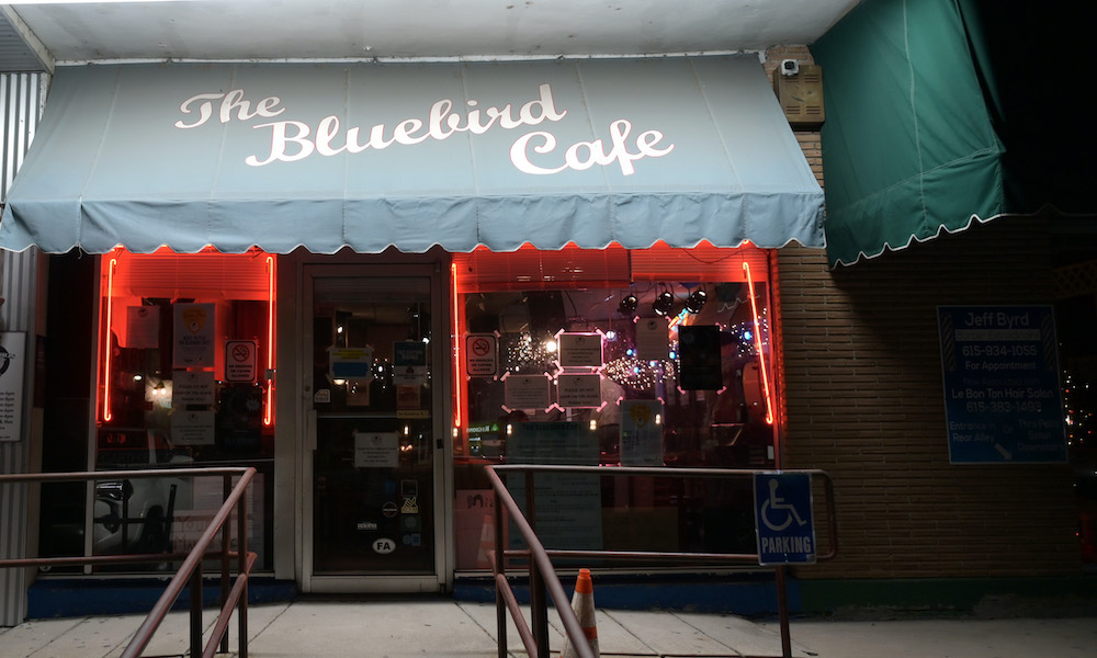 Bluebird Cafe GettyImages 1286617192