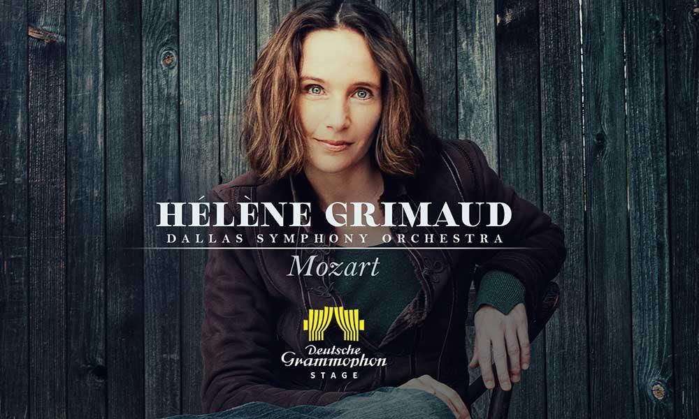 Helen Grimaud DG Stage concert image