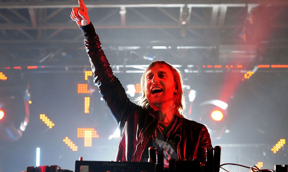 David Guetta in 2011, the same year he collaborated with Sia on Titanium