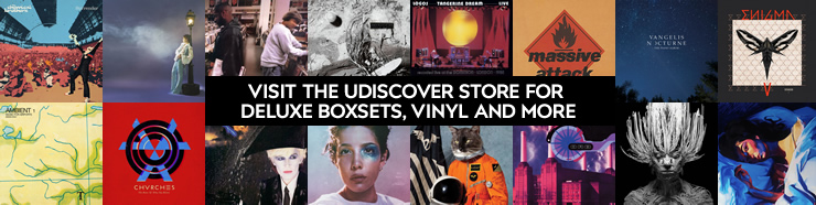 uDiscover Music Store - Electronic