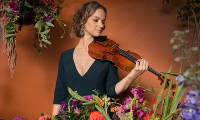 Hilary Hahn photo