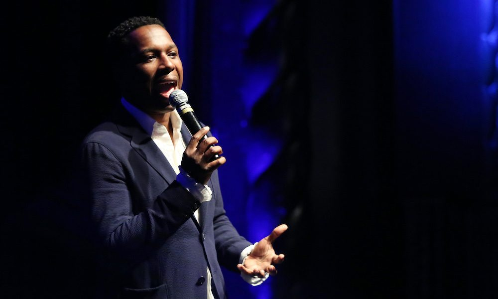 Leslie Odom Jr Speak Now - One Night In Miami