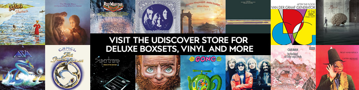 uDiscover Music Store - Prog Rock