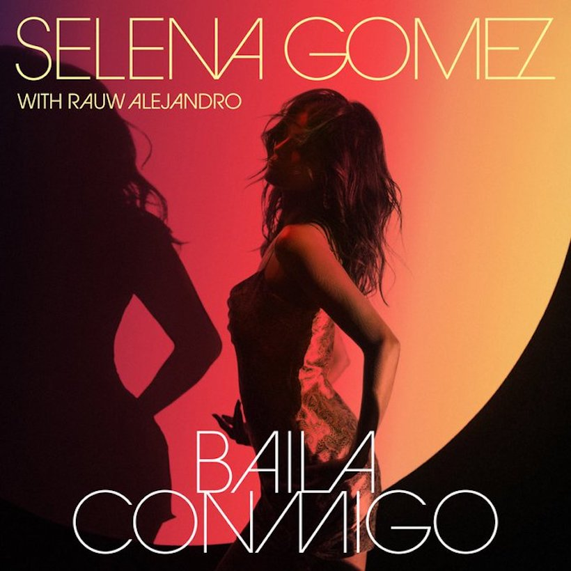 Selena Gomez Teams Up With Rauw Alejandro For 'Baila Conmigo'