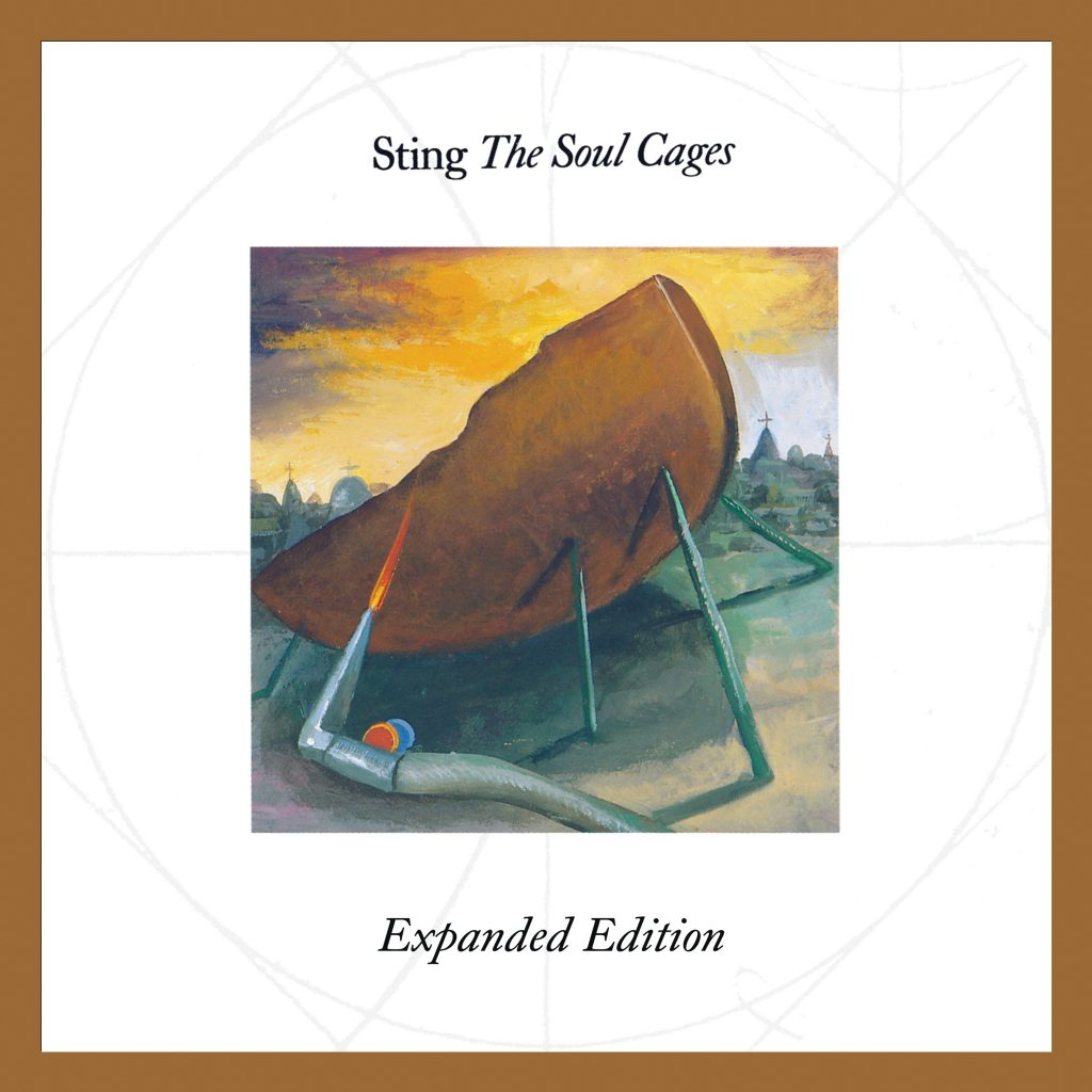Sting's 'The Soul Cages' Arrives In Expanded 30th Anniversary Edition