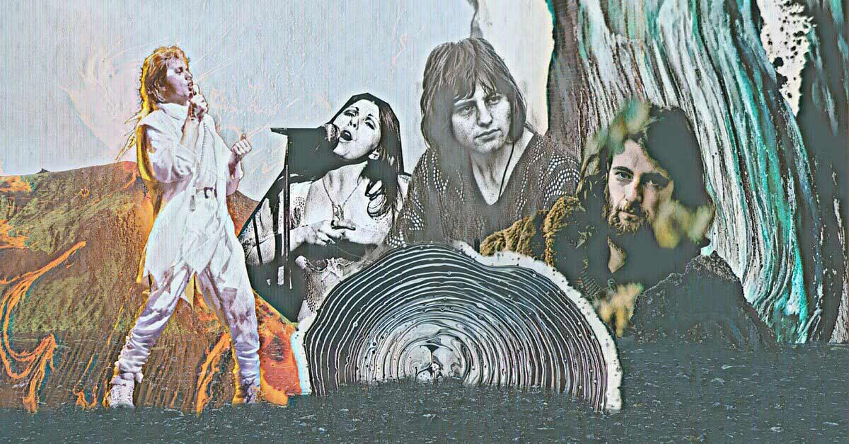 The Greatest Prog Rock Singers: A Top 30 Countdown | uDiscover