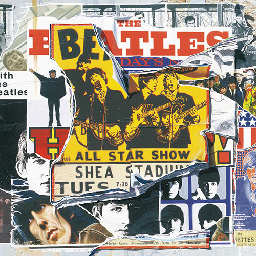 Beatles album cover for Anthology 2