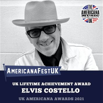 UK Lifetime Elvis Costello AMA UK 2021