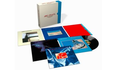 Dire Straits The Studio Albums