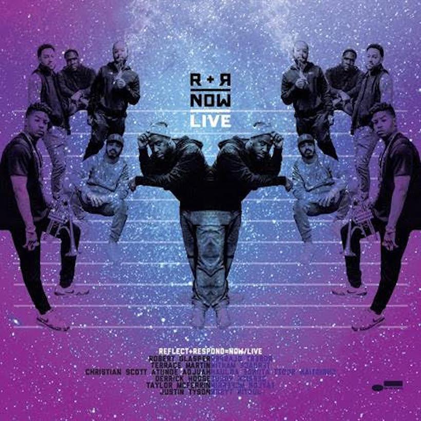 Robert Glasper-Led Collective R+R=NOW Announces Live LP