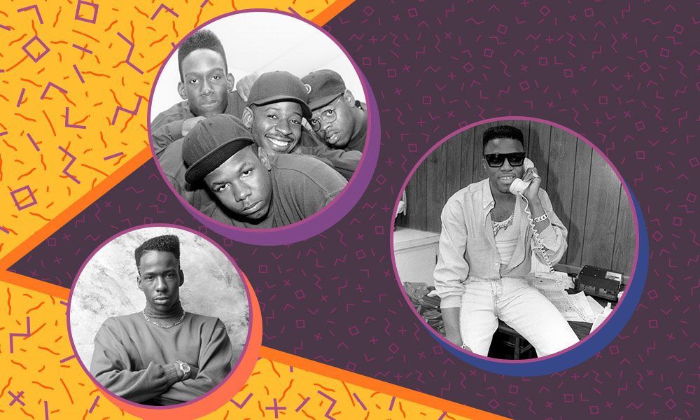 Best New Jack Swing Songs Graphic