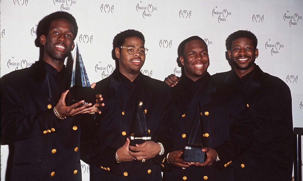 Boyz II Men, the group behind I'll Make Love To You
