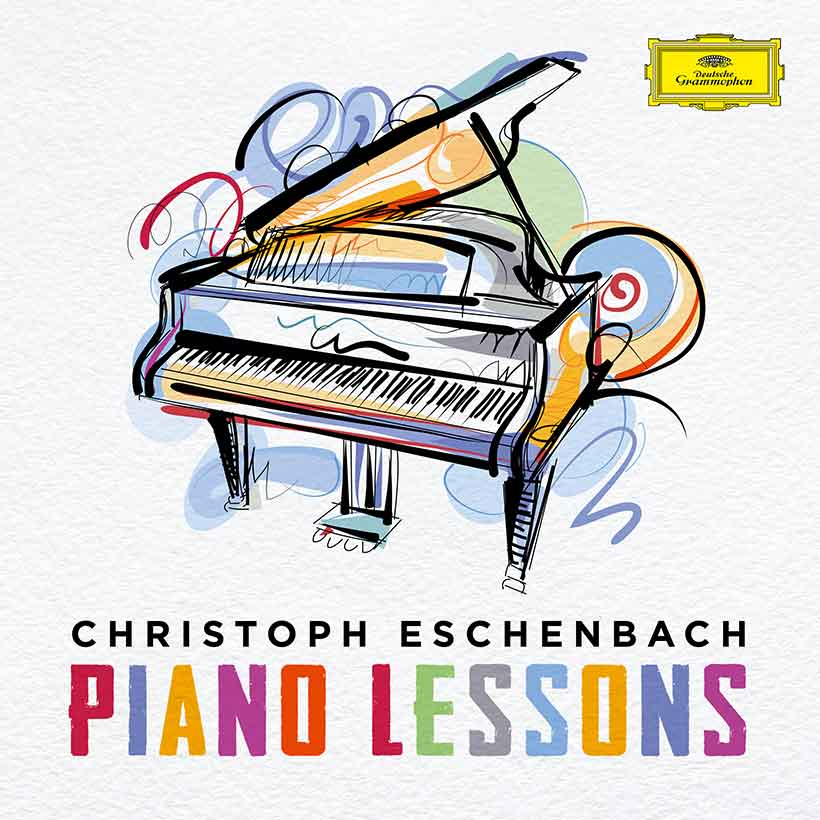 Christoph Eschenbach Piano Lessons cover