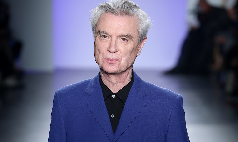 David Byrne GettyImages 1204314799