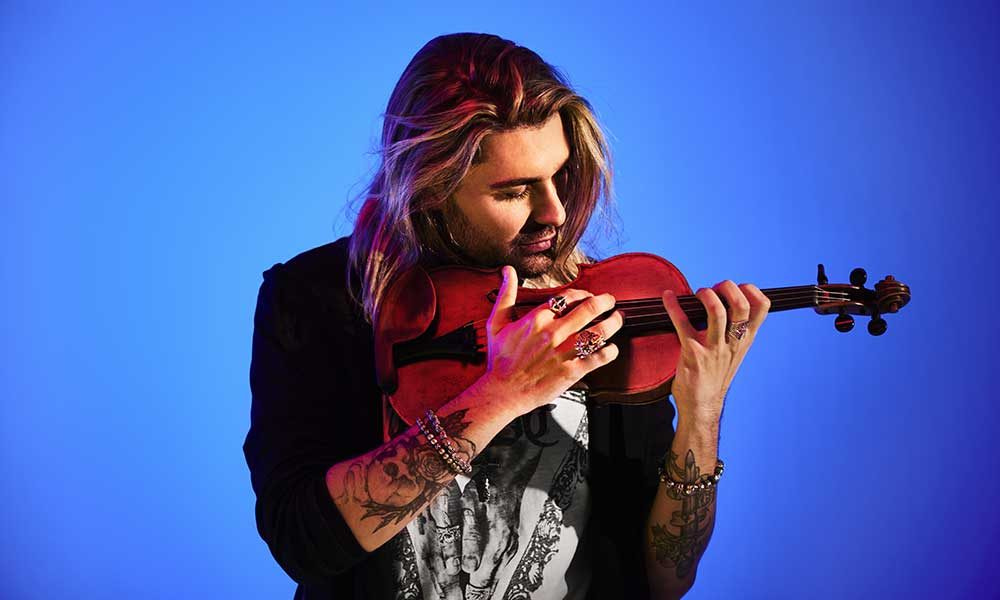 Violinist David Garrett photo
