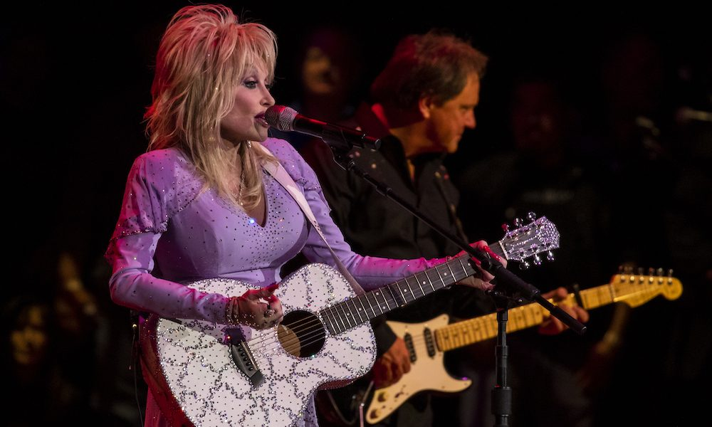 Dolly Parton GettyImages 1197634782
