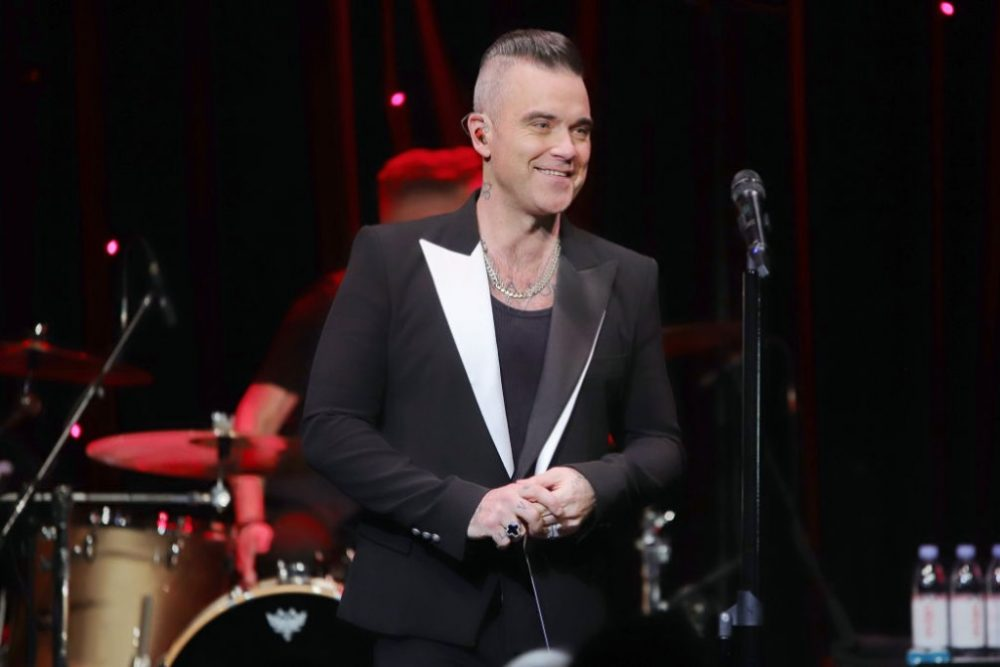 Biopic On Robbie Williams In The Works From 'Greatest Showman' Director