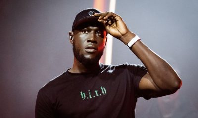 Stormzy Samir Hussein Getty Images