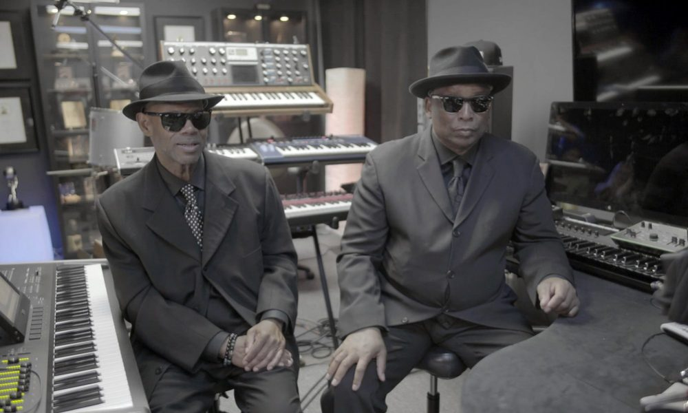 Jimmy Jam and Terry Lewis Control